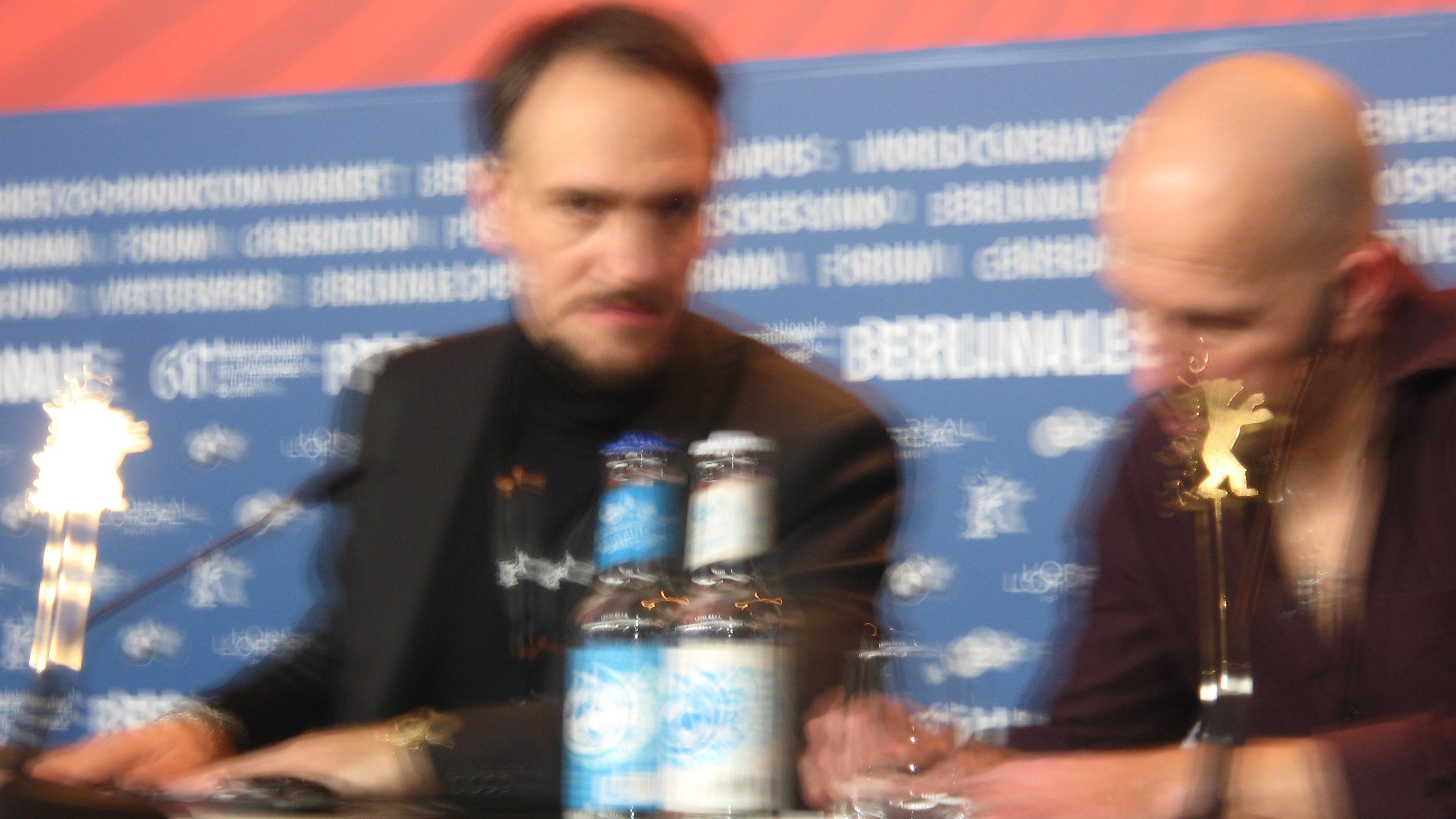 Mein Okto-Berlinale-Blog: Cyrill Tuschi, Я люблю тебя (jedenfalls den Film)
